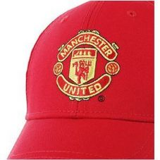 OF102 ADULT MANCHESTER UNITED FC CORE CAP